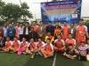 Phường Trần Phú tổ chức giải bóng đá nam năm 2019